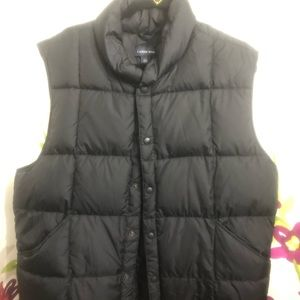 Lands End Men's down vest!!!